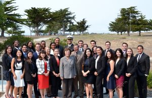 2016 Panetta Institute Interns at the Panetta Institute