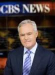 CBS News anchor Scott Pelley