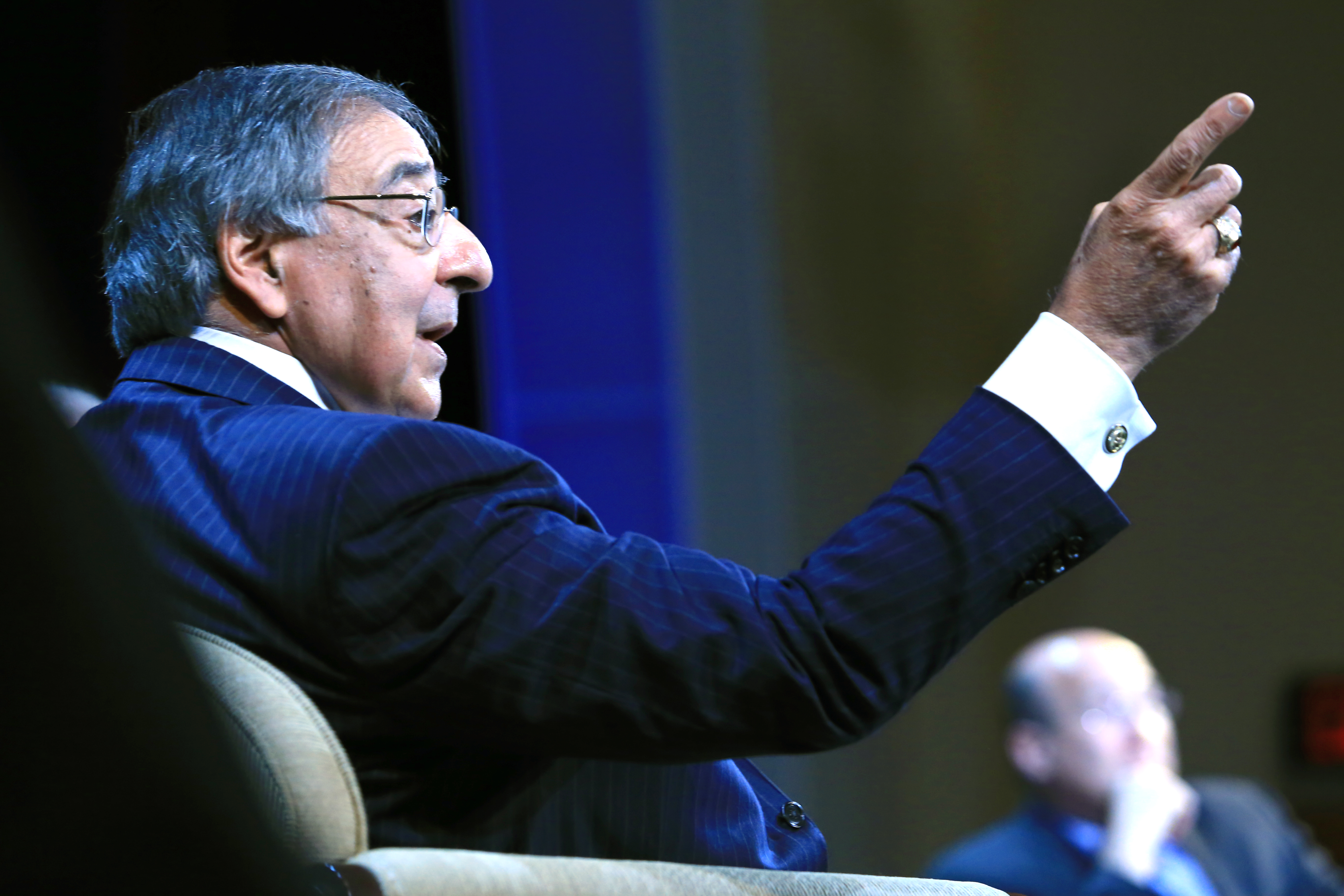 Each spring, Secretary Panetta moderates the Panetta Institute's highly  acclaimed lecture series that brings national leaders, policy experts and  ...